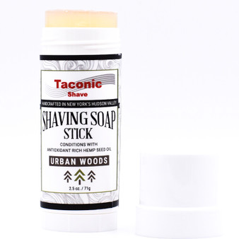 Taconic Shave Soap Stick - Urban Woods