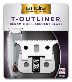 Andis T-Outliner Replacement Blade - Ceramic Cutter