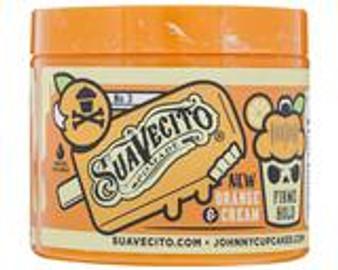 Suavecito X Johnny Cupcakes Firme Hold Pomade - Orange & Cream