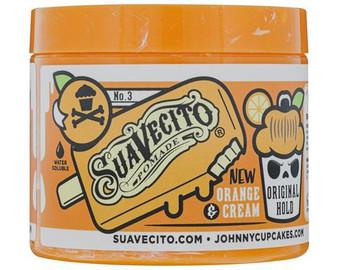 Suavecito X Johnny Cupcakes Original Hold Pomade - Orange & Cream