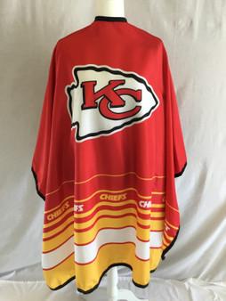 NFL Cape - KC Chiefs