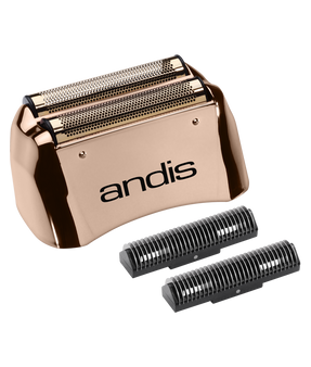 Andis ProFoil Copper; Lithium Titanium Foil Assembly and Inner Cutters