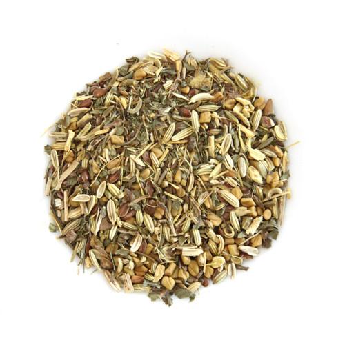 ORGANIC YOGA TEA | Herbal Tea Infusion with Fennel & Fenugreek | Wellness Tea Collection | 2 oz.