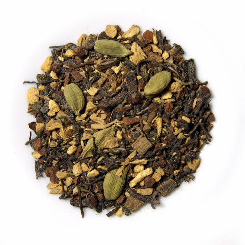 ORGANIC MAHARAJA MASALA CHAI | Specialty tea collection | 1.5 Oz Jar