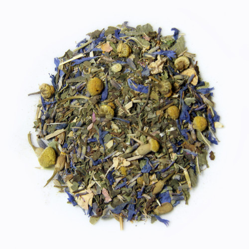 ORGANIC TRANQUILITEA | Caffeine Free Herbal Infusion |  1.0 oz. Jar