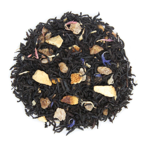 MANGO & PINEAPPLE TEA | Ceylon Black Tea with Mango and Pineapple Pieces | 2 oz. Jar