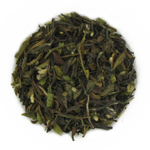 ORGANIC GREEN EARL GREY TEA | Loose Green Tea with Bergamot | 2 oz. Jar