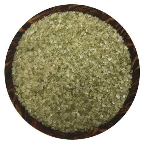 Matcha Green Tea Salt, Infused, 2 oz. Pouch