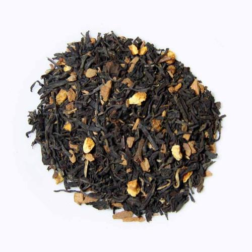 ORGANIC ORANGE SPICE CHAI TEA | Specialty tea collection | 1.5 oz Jar