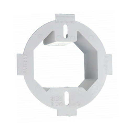 Octagon Box Plastic Extension Ring