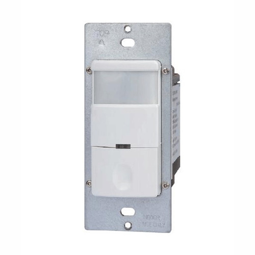 Occupancy Sensor Wall Switch, White
