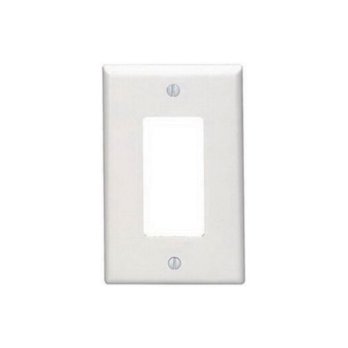 1-Gang Decorator Wall Plate, Mid-Size