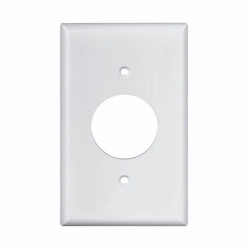 1-Gang Single Receptacle Wall Plate