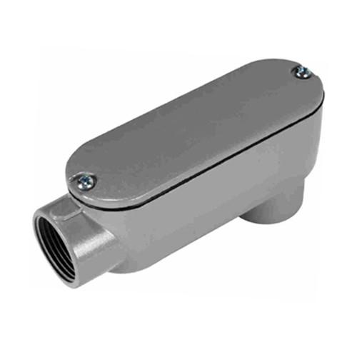 LB Aluminum Conduit Body - Threaded