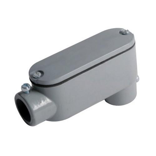 LB Aluminum Conduit Body - Set Screw