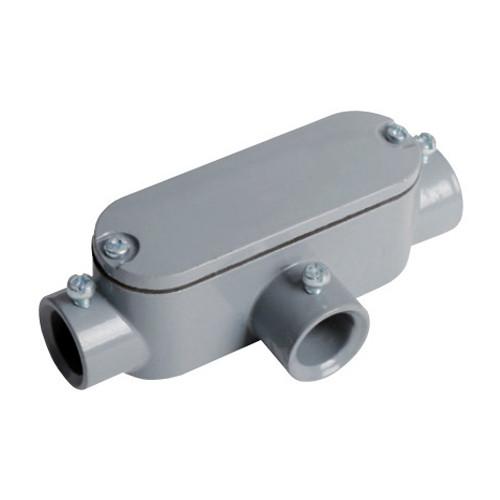 T Aluminum Conduit Body - Set Screw