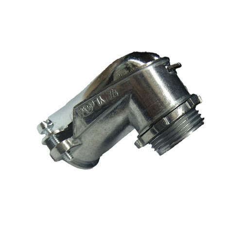 BX-Flex 90 Degree Clamp Connector