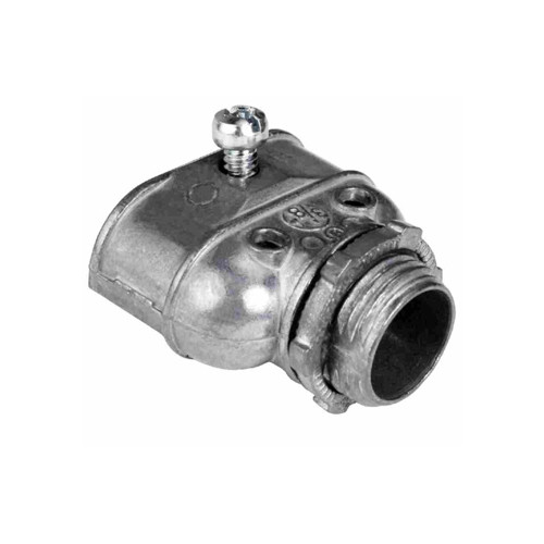 Duplex Connector, One Screw - Clamp Type, 3/8""