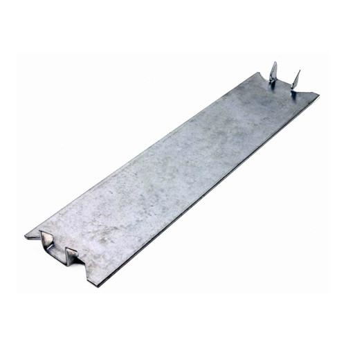 """6"""" Nail Safety Plate, Steel"""