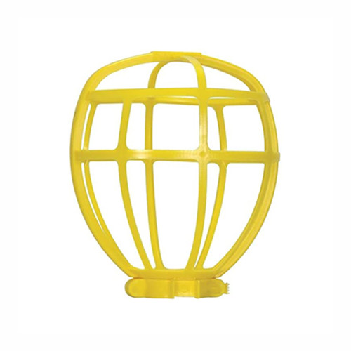 Yellow Bulb Cage