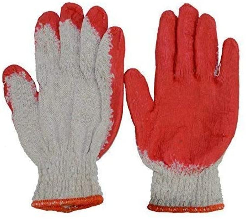 Case of Latex Gloves, Red (300 Pairs)