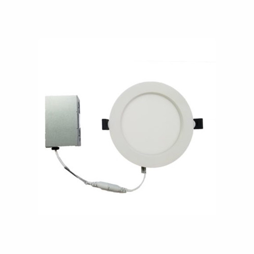 "4"" LED Round Slim Panel, TUNABLE 3000/4000/5000K"