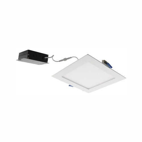 "4"" LED Square Slim Panel"