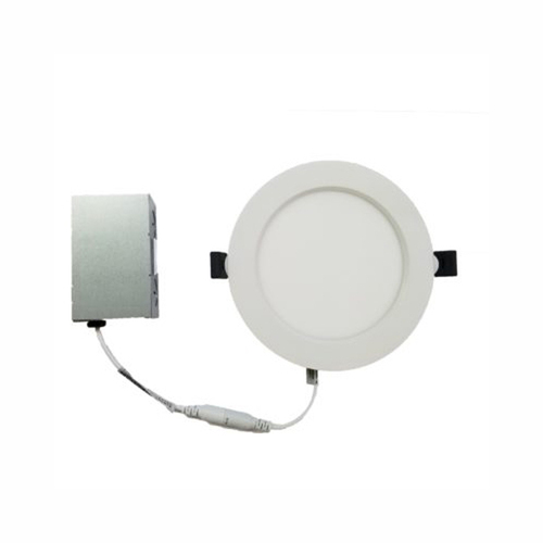 "6"" LED Round Slim Panel"