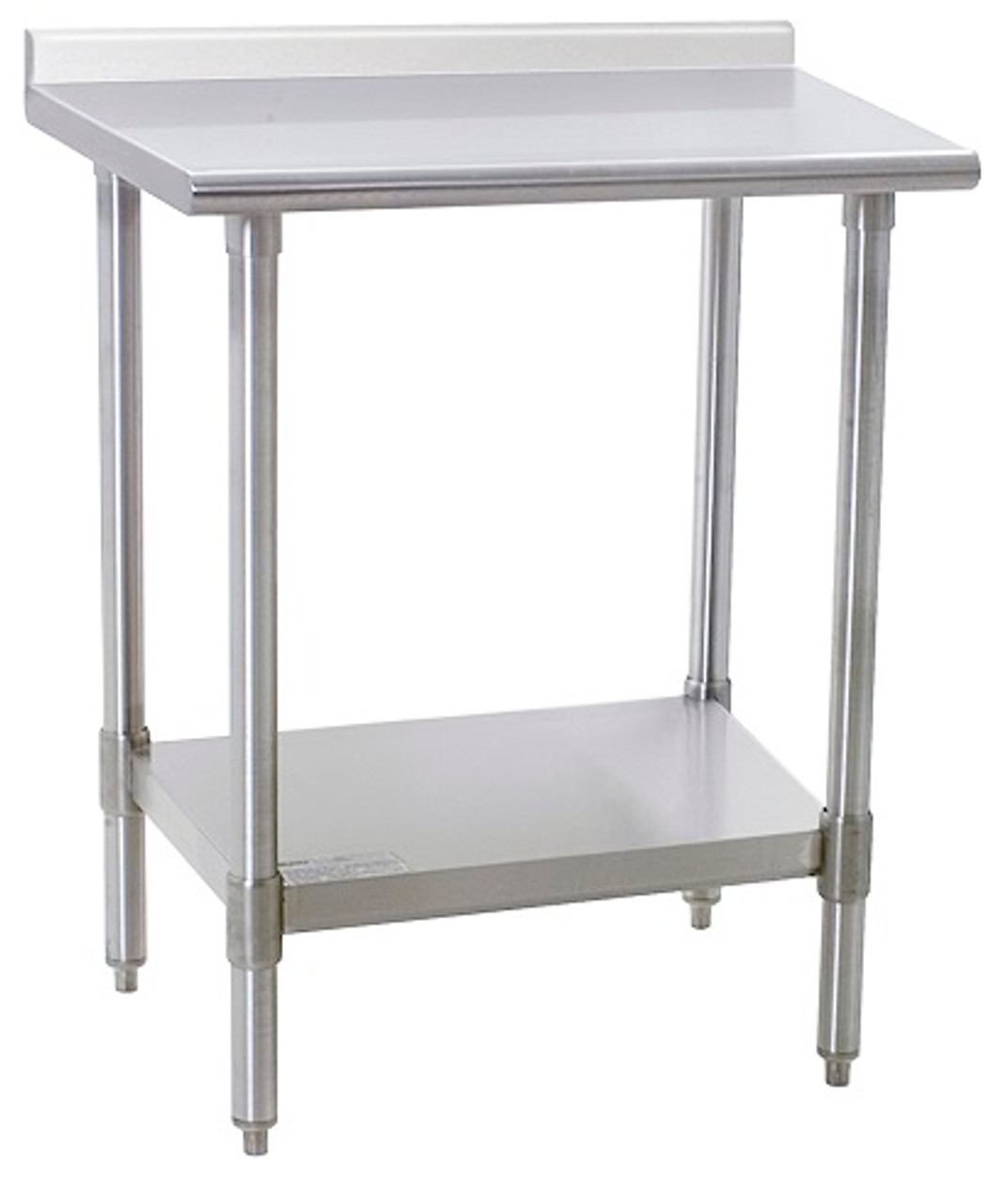 Stainless Steel Work Table - Eagle Table, Budget, 16/430 ...