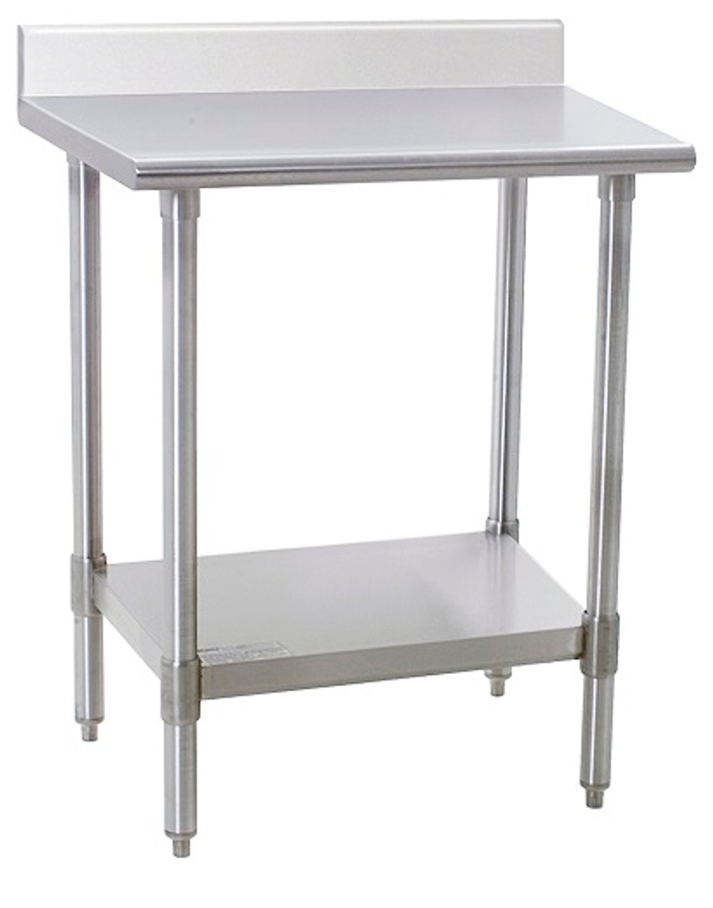 - Stainless Steel Work Tables; Eagle Tables, Type 304 Stainless