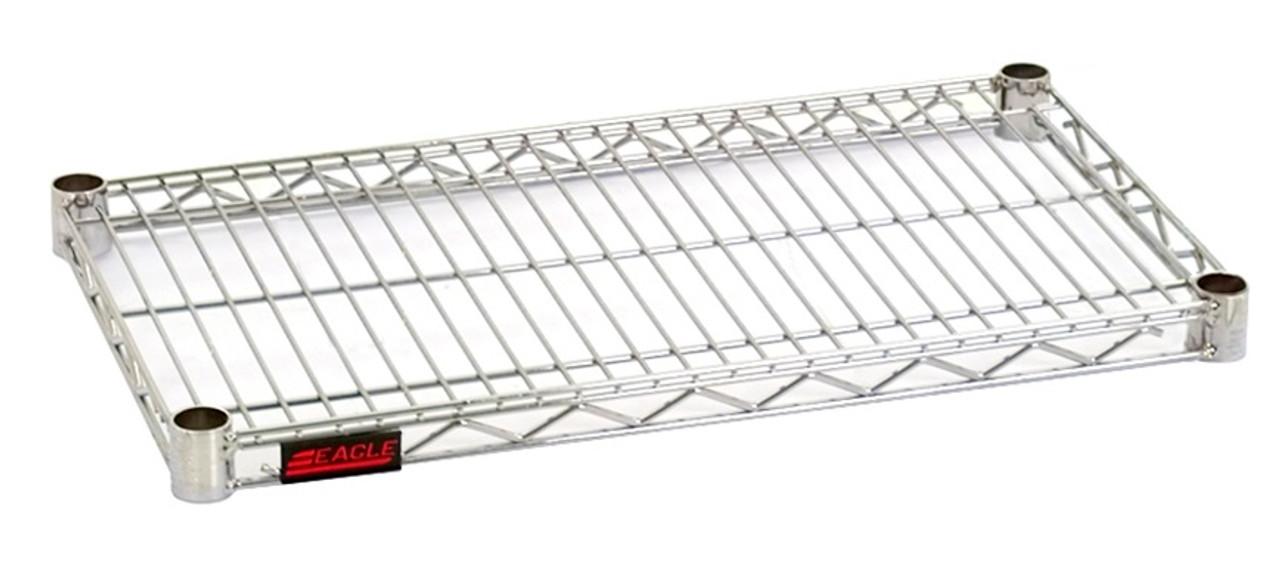 Chrome Wire SHELF-12X60