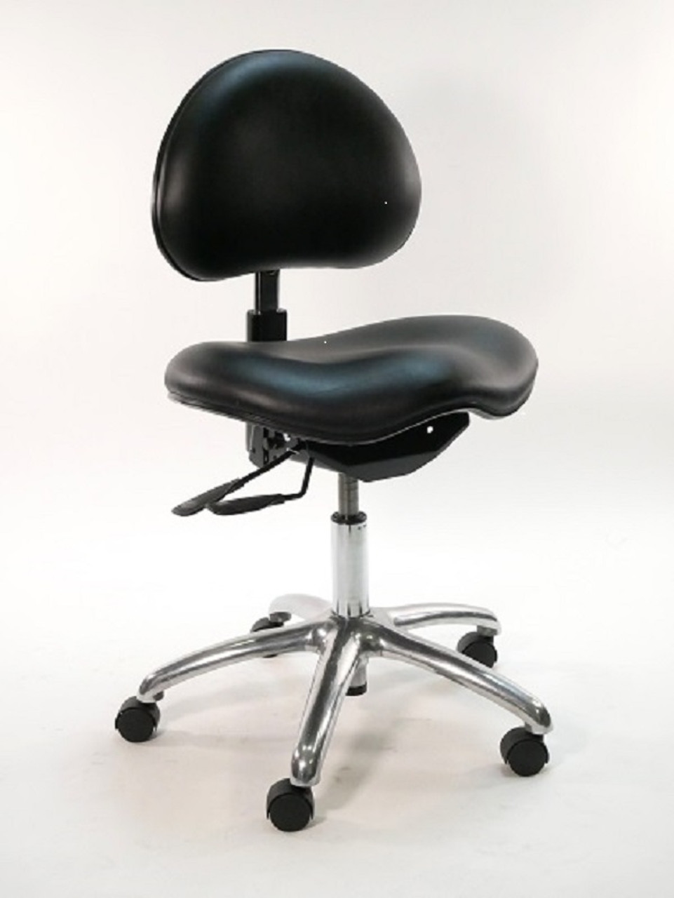 Cool Lab Chairs Height 17 21 Back Tilt Only Saddle Seat Standard Back Casters Black Gk 7000Btv55701 Ibusinesslaw Wood Chair Design Ideas Ibusinesslaworg