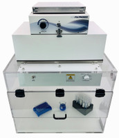 Table Top Clean Benches, UV Sterilization Light by Cleanroom World