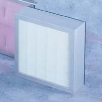 """HEPA Filters, 10.5""""x 10.5"""" x 3.25"""", 99.99% Efficient by Cleanroom World"""