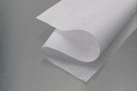 "Poly/Cellulose Wipes, 4""x 4"", White, Cleanroom By Cleanroom World"