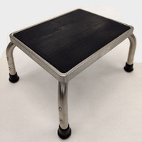 Step Stools, Stainless Steel by Cleanroom World