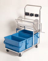 MicroNova Mop Bucket Systems by Cleanroom World