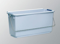 "Mop Buckets 8""x 18"" x 9""H by Cleanroom World"