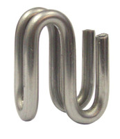 "Stainless Steel ""S"" Hooks by Cleanroom World"