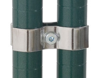 Chrome Post Clamps, Mfg Eagle by Cleanroom World