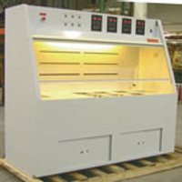 Fume Hood - Wet Process Station