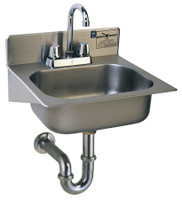 Hand Sinks, Eagle, Stainless Steel by Cleanroom World