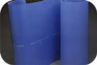 "ESD Vinyl Table Mats, Blue, 24""x50' by Cleanroom World"