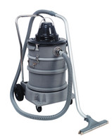Nilfisk VT60CR Wet/Dry Cleanroom Vacuums, HEPA Filter, Includes Wands and Nozzles By Cleanroom World