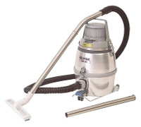 Nilfisk GM80CR ULPA Filtered Vacuum with Conductive Hose by Cleanroom World