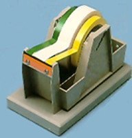 """Tape Dispensers with 2"""" Capacity by Cleanroom World"""