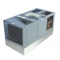 Air Conditioning for Ceiling HEPA Filters by Cleanroom World