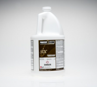 Cage Wash- Process2Clean 6 Non-Sterile, Chlorinated Alkaline Cleaner, Gallon By Cleanroom World