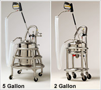 Core 2 Clean System  - 5 Gallon Tank by Cleanroom World