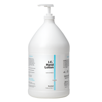 ESD Hand Lotion, 1 Gallon with 1 Pump by Cleanroom World